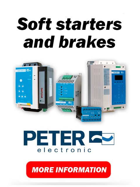 Soft starters and brakes