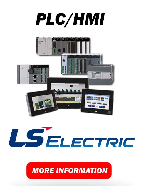 PLC / HMI LS Electric