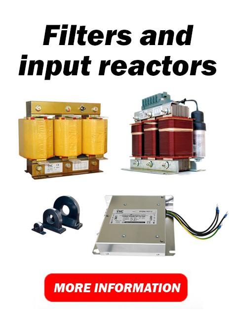 Filters and input reactors