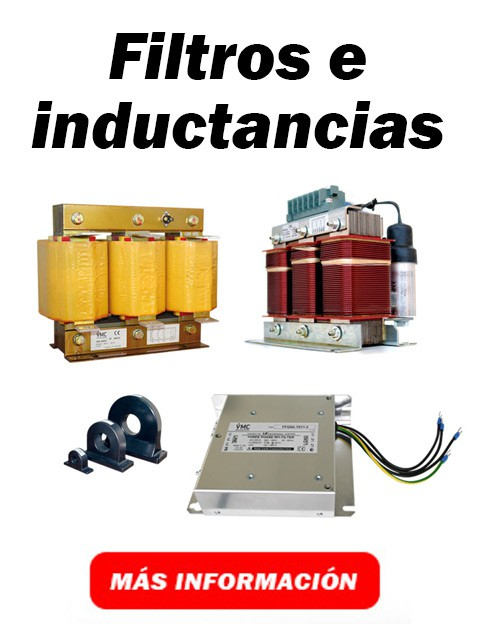 Filtros e inductancias
