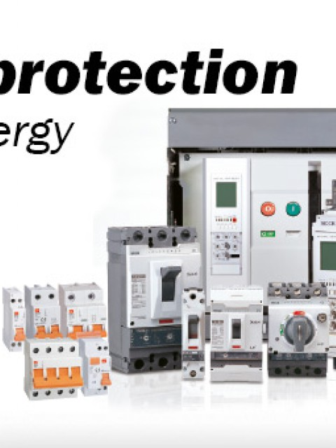 Control and protection of the electrical energy